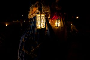 Nuit des mille feux Villandry - © Sandra Daveau