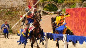 Spectacle de chevaux Chambord