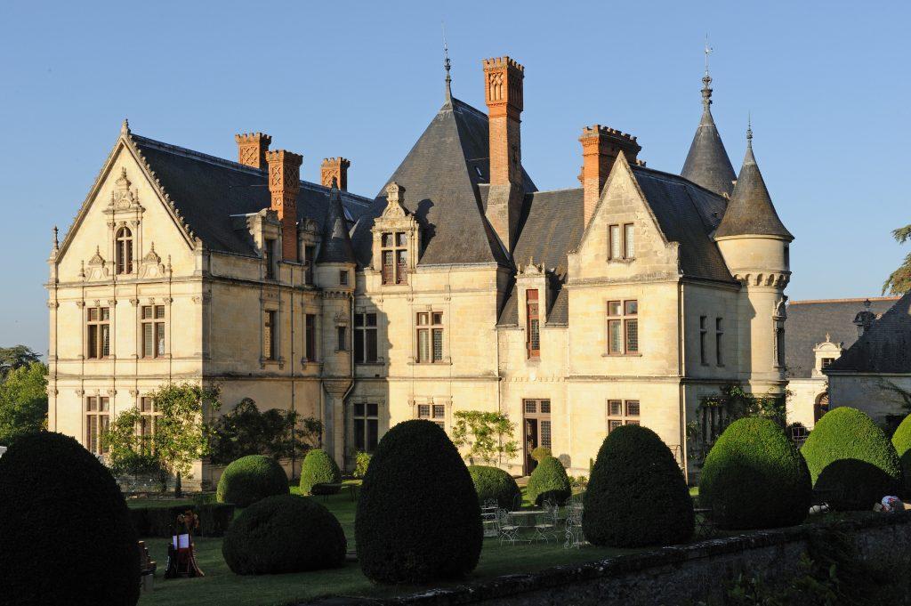 château-de-la-bourdaisiere©MarcDantan