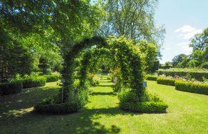 Ainay-le-vieil - Jardins secrets du cher - © ADTT18 - N. Buccanfuso