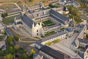 Abbaye de Fontevraud - CC Pierre Mairé - My Loire Valley