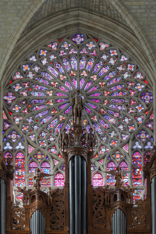 Cathédrale saint gation de tours