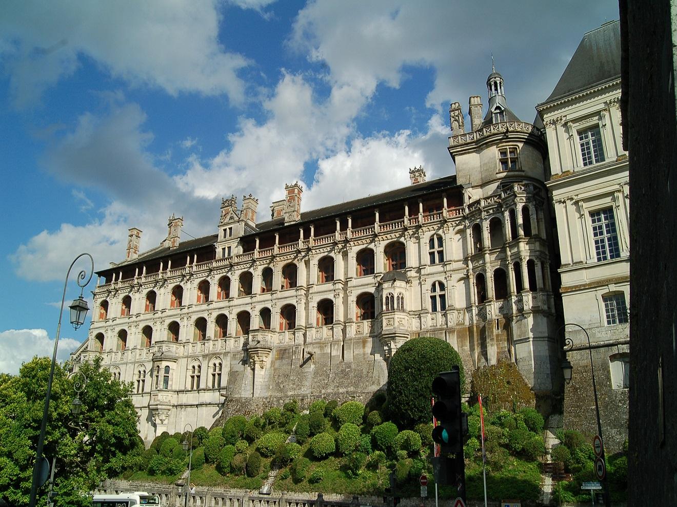 Château Royal, Blois (Jurgen ter Horst) - My Loire Valley