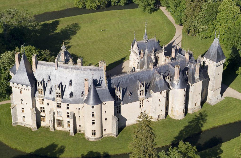 Château de Meillant Credit Magali Rey