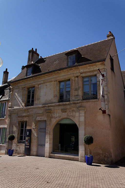 Cosne-sur-Loire Musée de la Loire - Thesupermat - cc