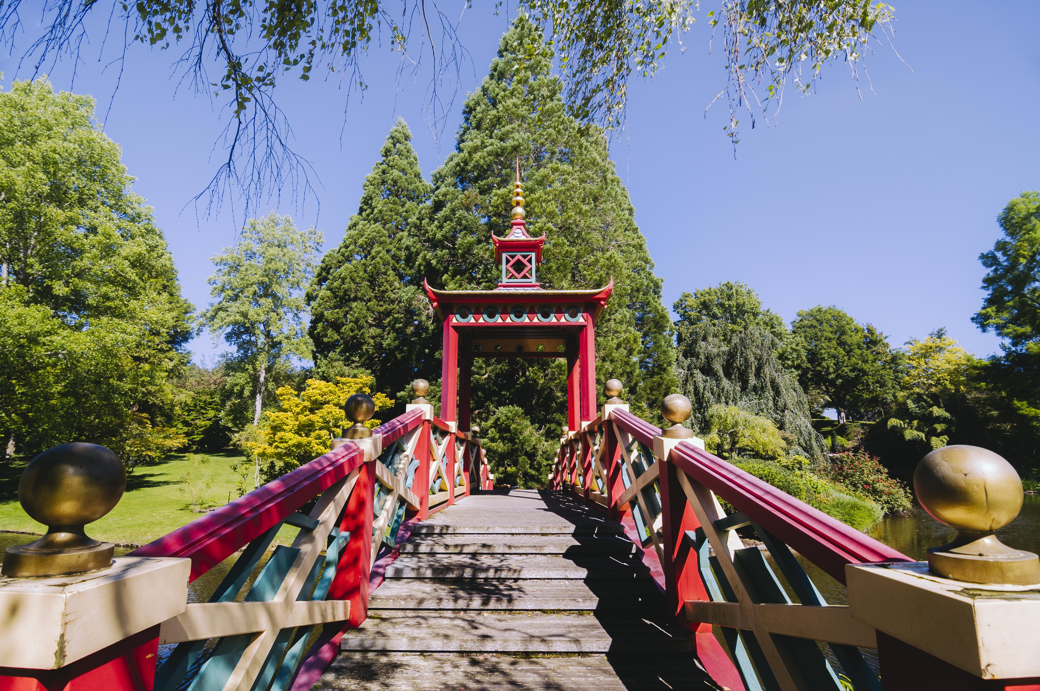Parc floral Apremont-sur-Allier - Jardins secrets du cher - © ADTT18