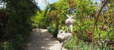 Jardins Secrets du Cher : le Jardin de Marie, le nouveau remarquable !