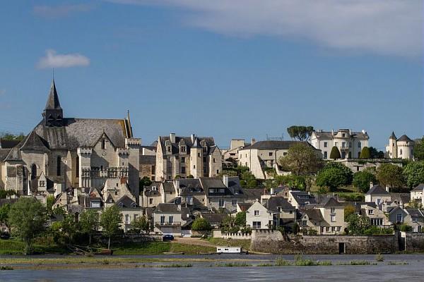 candes-saint-martin©P.Forget - CRT Centre-Val de Loire