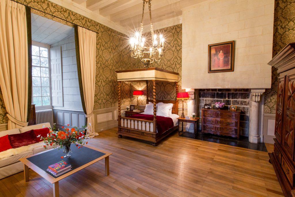 Ch teau de l 39 islette l 39 intimit d 39 une demeure val de loire for Prix chambre chateau vallery