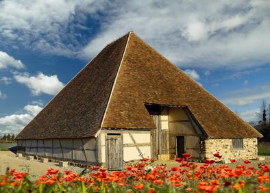 grange pyramidale, office du tourisme du pays-fort, My Loire Valley