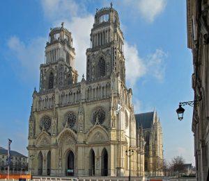 Cathédrale d'Orléans, (cc) Daniel jolivet