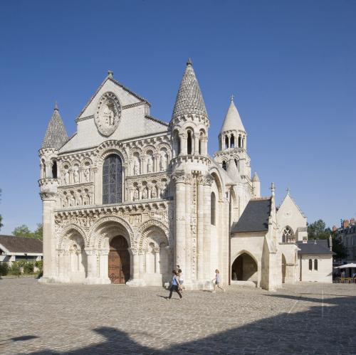 Eglise Notre Dame - Poitiers - crédit Laval (18)