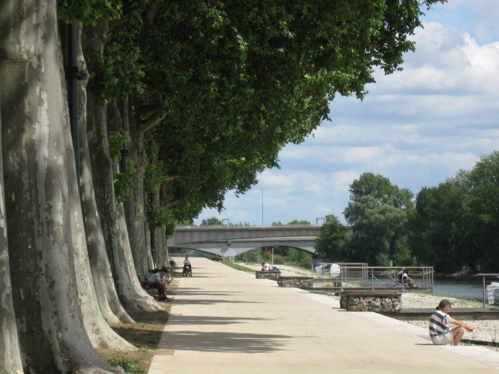 Orléans, Bords de Loire (cc) Croquant - My Loire Valley