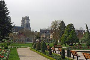 Parc Pasteur, Orléans (cc) Daniel Jolivet