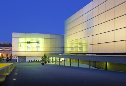 Théâtre Auditorium de Poitiers © 2009 photographies Arthur Péquin