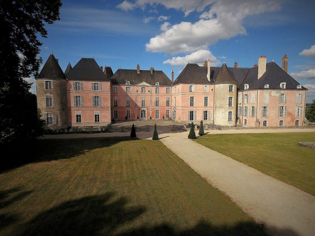 © chateau de meung-sur-loire