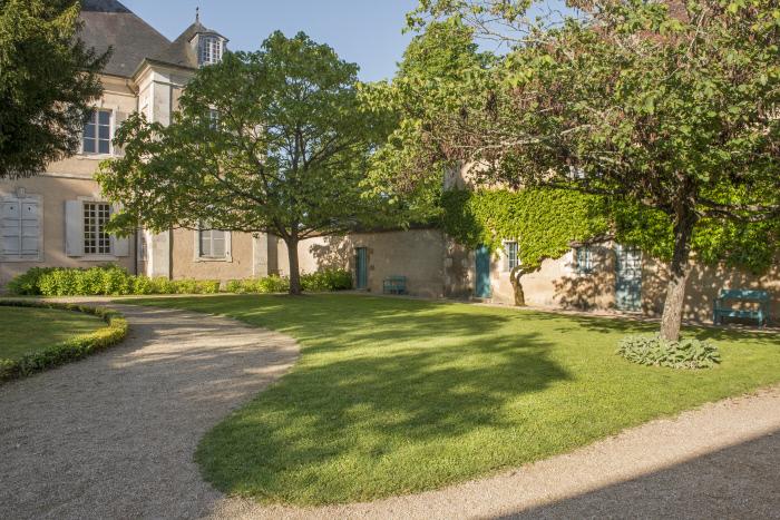 Maison de George Sand, cour