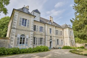 Maison de George Sand, facade sur cour - Benjamin Gavaudo - Centre des monuments nationaux