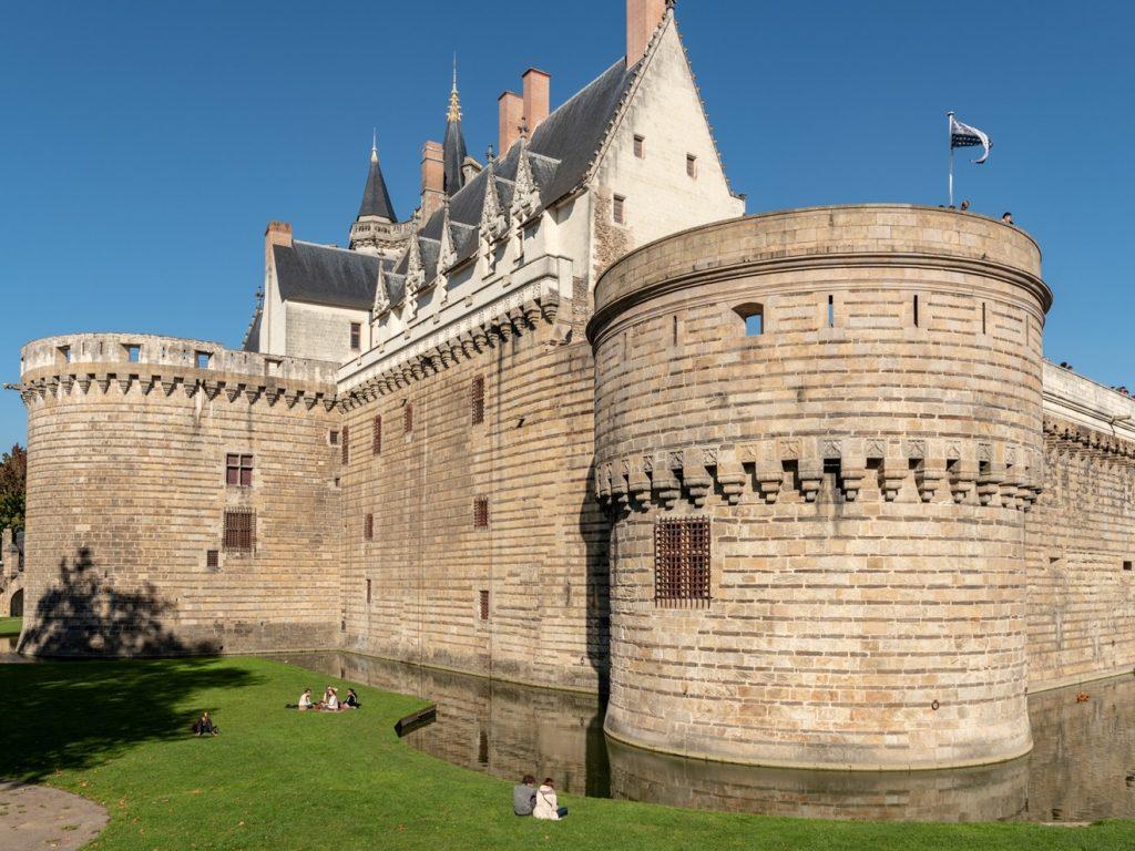Chateau des Ducs de Bretagne - Nantes
