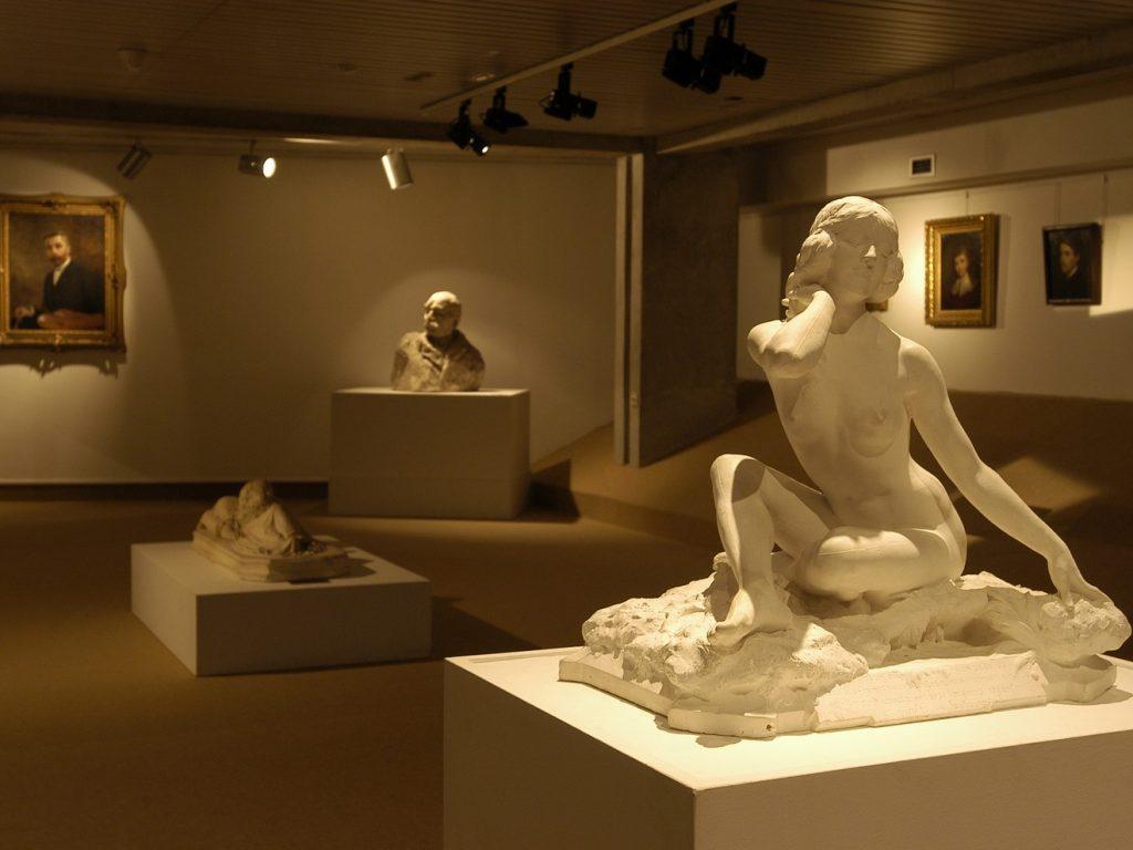 Musée Sainte Croix, Poitiers
