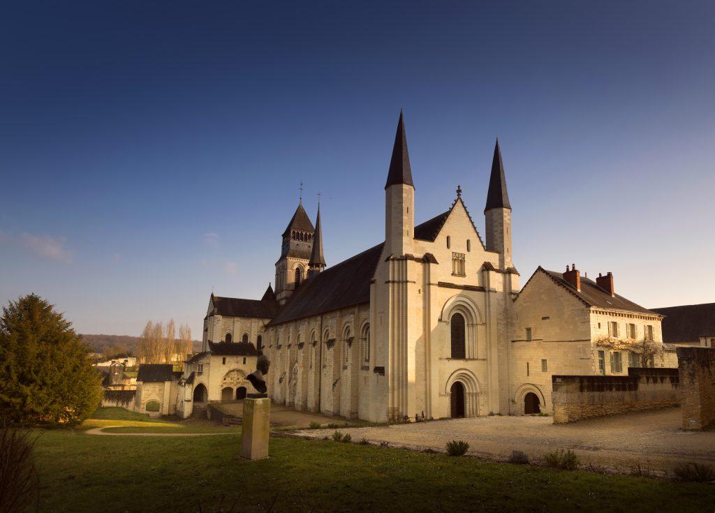 Abbaye royale de Fontevraud - © Léonard de Serres