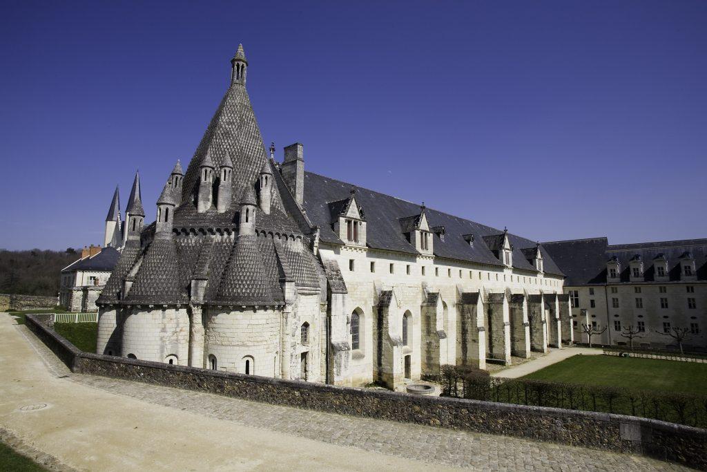 Cuisines romanes - Abbaye royale de Fontevraud (© David Darrault)