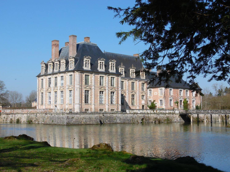Parc Historique - Château de la Ferté Sait-Aubin