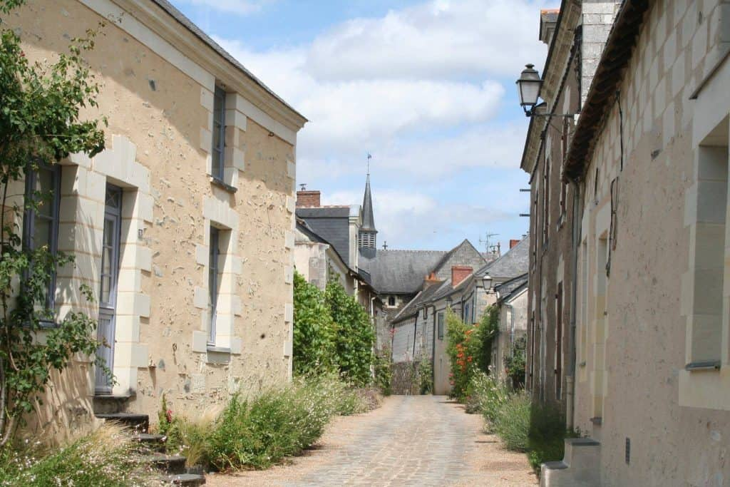 Béhuard, Anjou