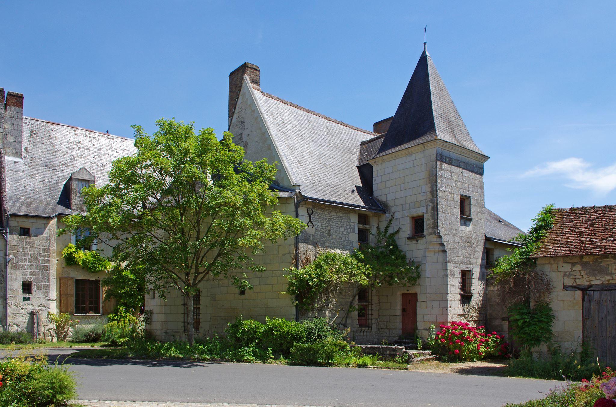 Crissay-sur-Manse, Touraine (© Daniel Jolivet)