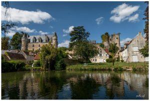 Montrésor, Touraine (© Polluref)