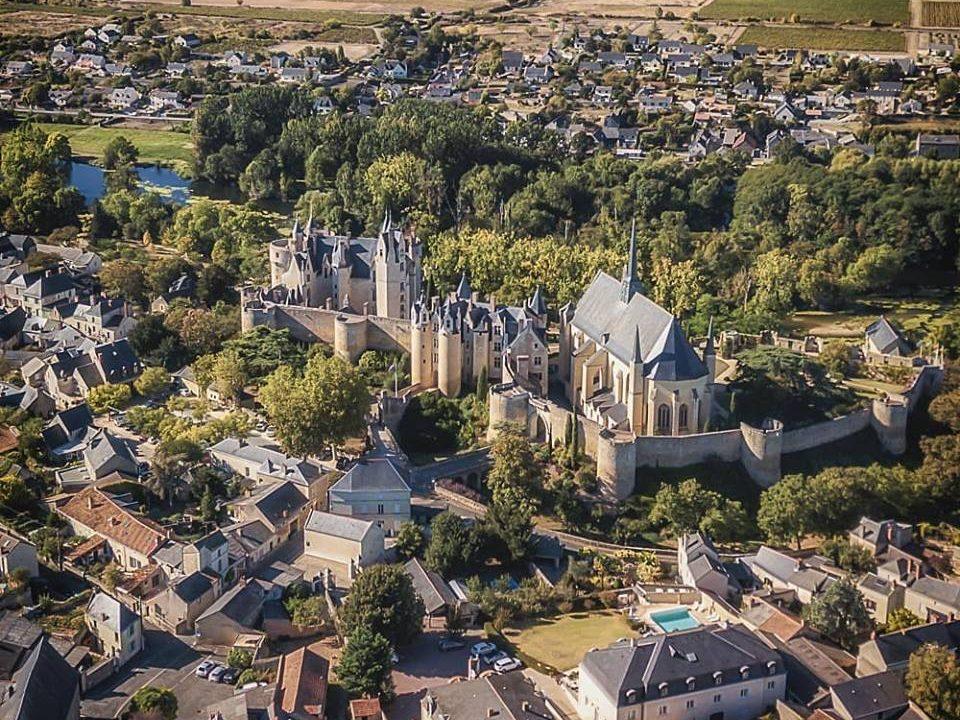 Montreuil-Bellay, anjou