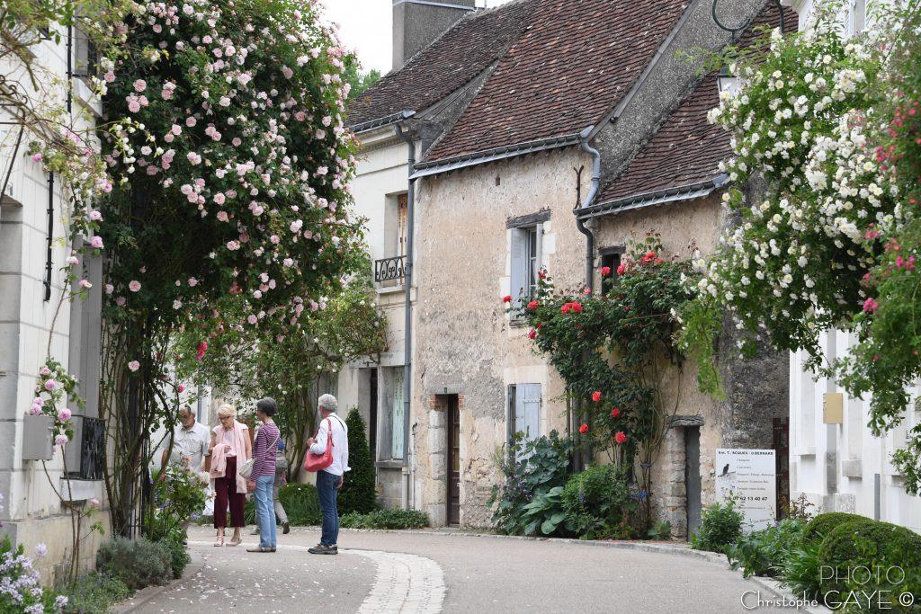 village de chedigny