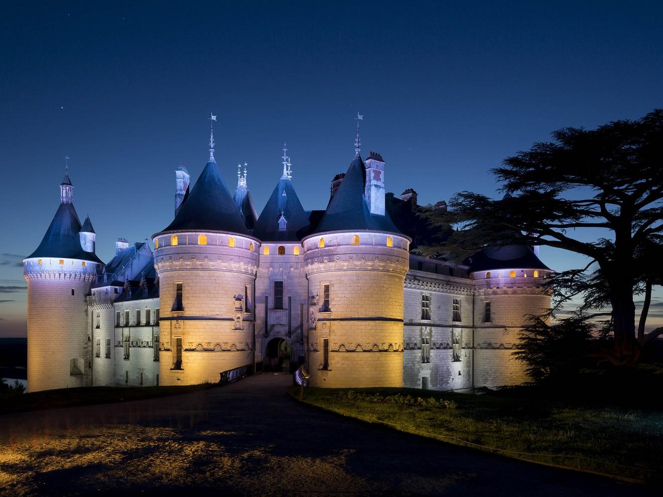 Noel Au Chateau De Chaumont Sur Loire Val De Loire