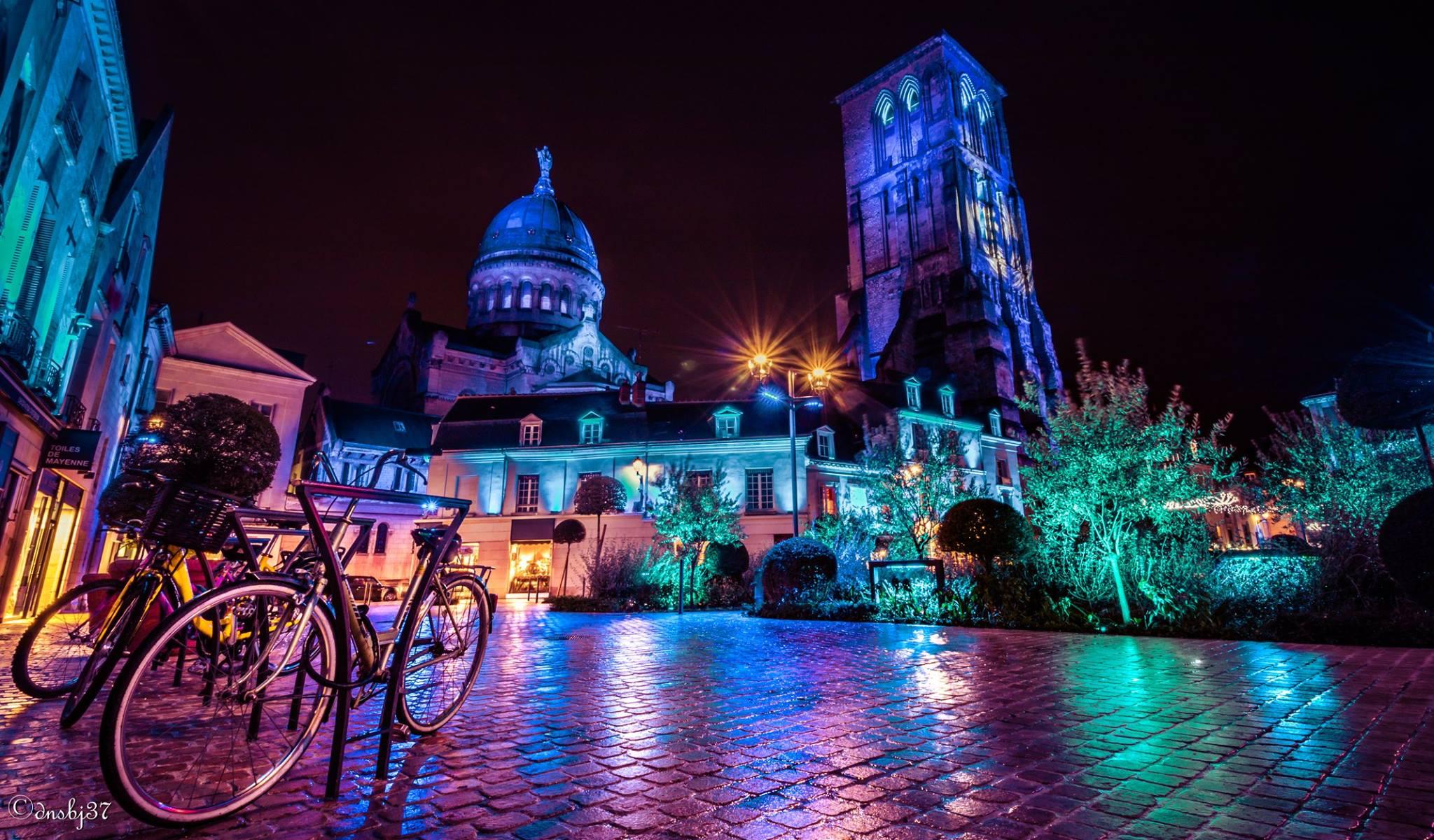 Parcours Lumière de Tours