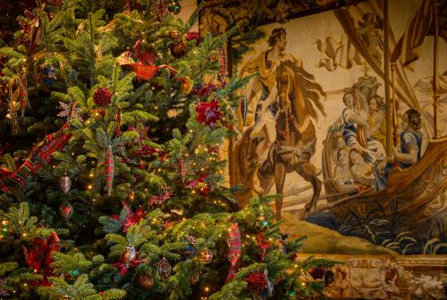 Décorations, Noël à Chambord 2018 - © L. de Serres