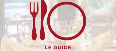Guide Michelin 2019 – 180 bonnes tables en Val de Loire