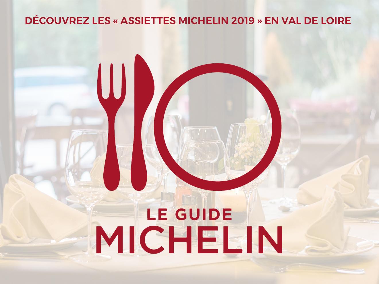 Guide michelin 2019 180 bonnes tables en val de loire val de loire - Les bonnes tables de nantes ...