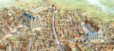 Bourges, devenez incollable sur son histoire