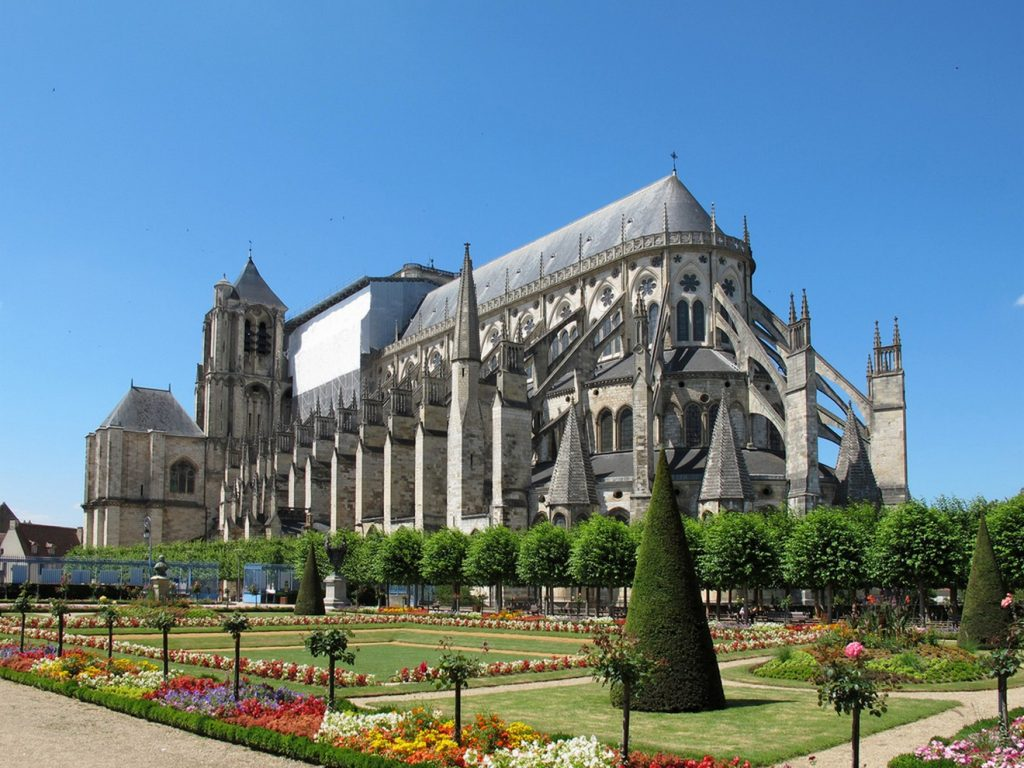 cathedrale saint-etienne bourges