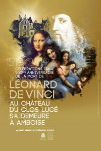 500 ans Léonard de Vinci_ Clos Lucé