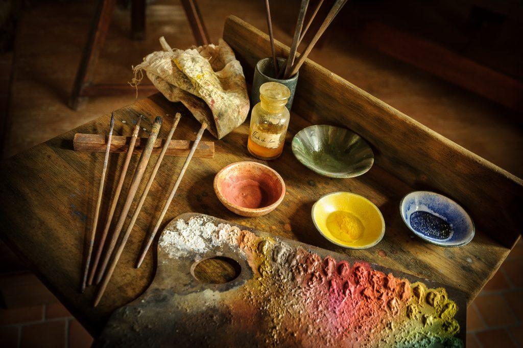 Les ateliers de Léonard de Vinci
