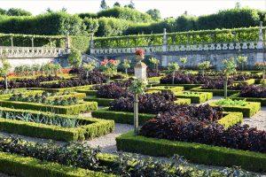 Château & Jardins de Villandry