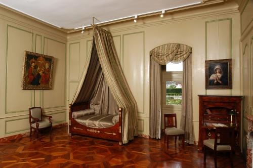 Chambre de Joachim au Château de Villandry
