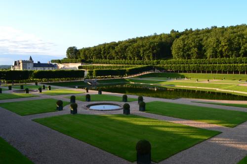 Jardin d'eau - Château & Jardins de Villandry