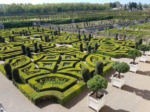 Jardin d'ornement - Château & Jardins de Villandry