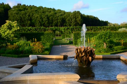 Jardin du Soleil - Château & Jardins de Villandry