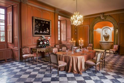 Salle à Manger du Château de Villandry