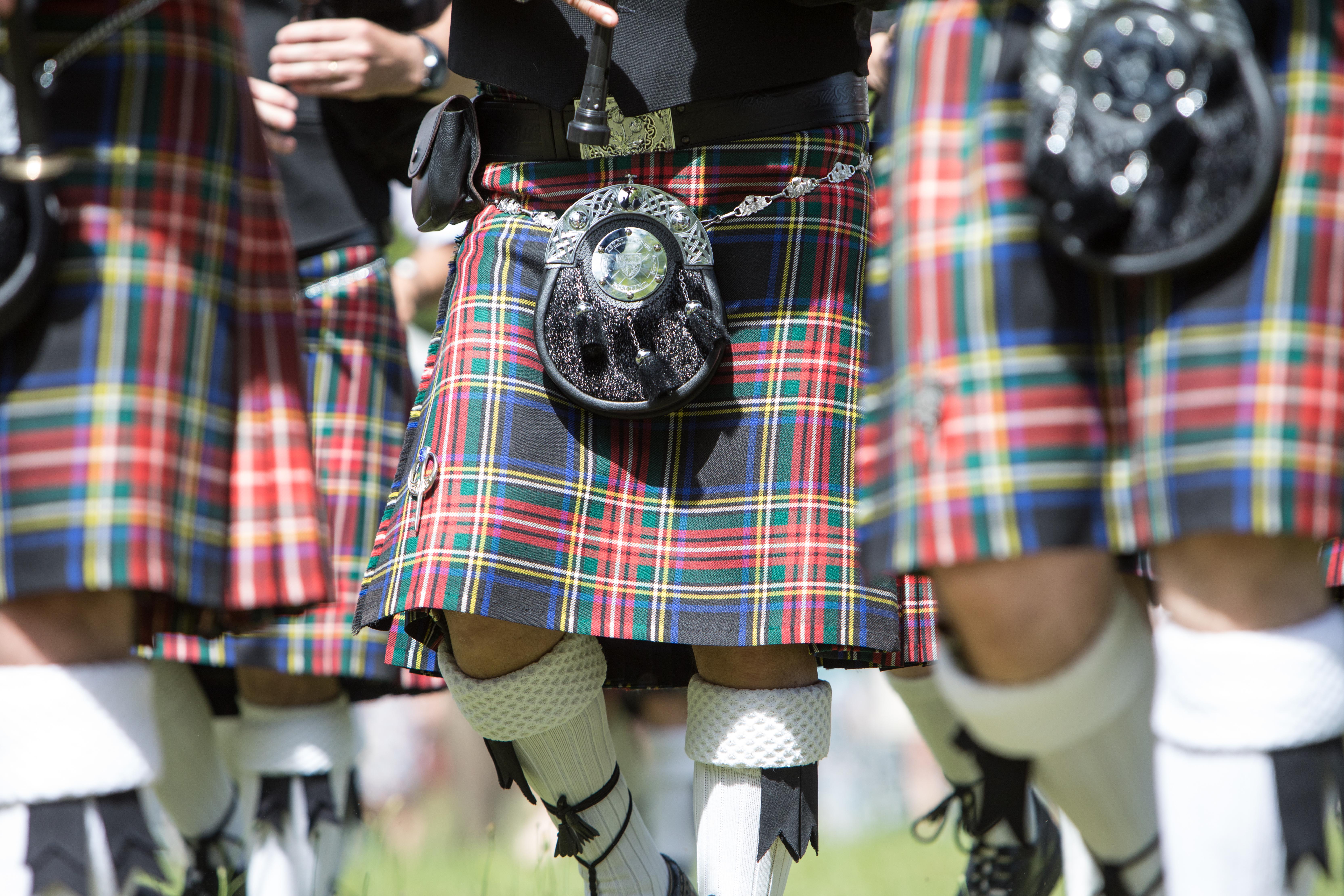 Fêtes franco-écossaises - aubigny