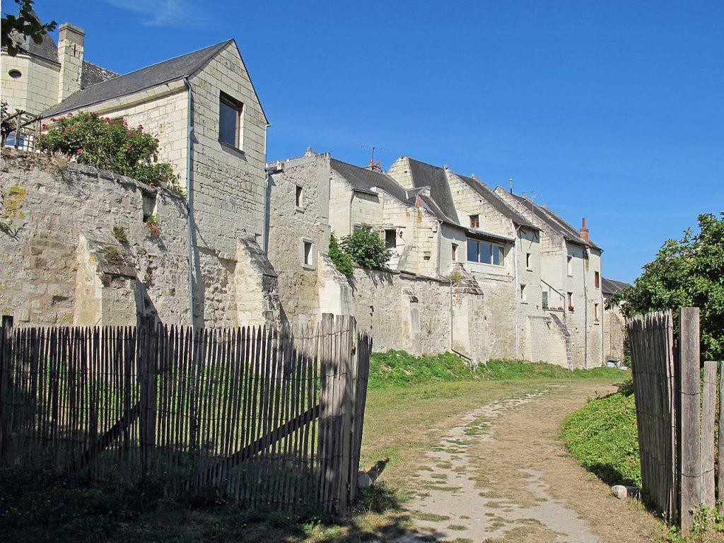 Village de Montsoreau, Anjou