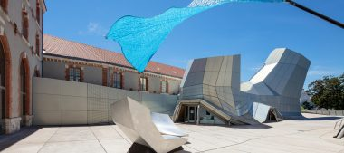 Le Frac Centre : entre art, architecture et design